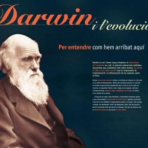 Exposició Darwin i l'evolucionisme