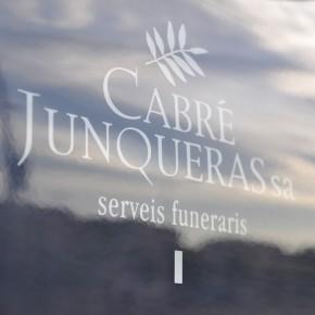Foto de detall per als serveis funeraris Cabré Junqueras S.A.
