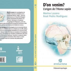 Llibre d'on venim - editorial Dalmau - col·lecció evoluciona