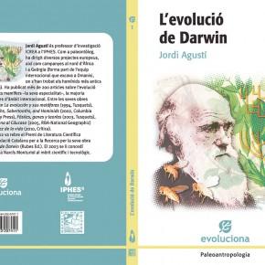 Llibre evolucio del Darwin - editorial Dalmau - col·lecció evoluciona
