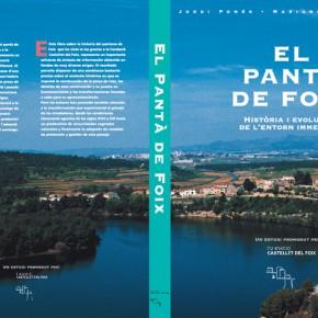 Disseny i muntatge del llibre, el Pantà de Foix, Fundació Abertis