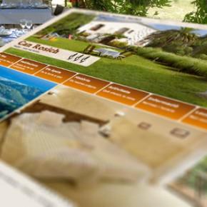 Web de Mas Rosich, masia i turisme rural