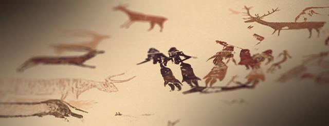 Les pintures rupestres del Cogul